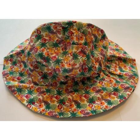 Sun Hat - Ibiza Berry