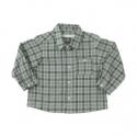 Felix shirt - Green Mistral