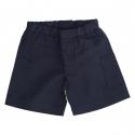Hannibal shorts - Navy Linen