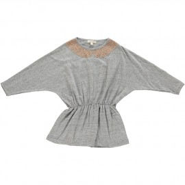 Nikita Dress - Grey Melange