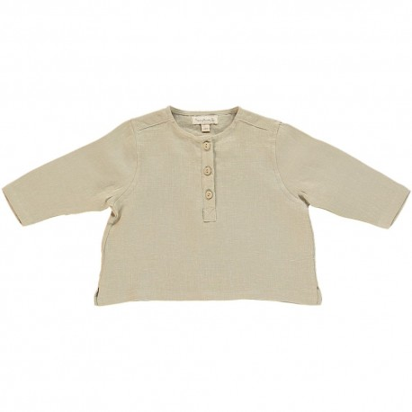 Philip Shirt - Oyster
