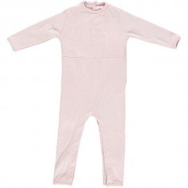 Paddington Jumpsuit - Pale Lilac