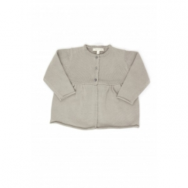 Elisabeth Cardigan - Pale Grey