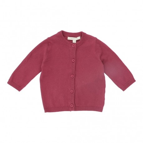 Andrea Cardigan - Mulberry