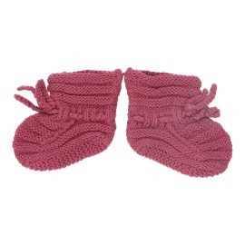 Baby Sock - Mulberry