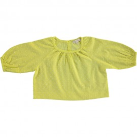 Sirena Tunic - Lemon