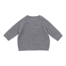 Tommy Jumper - Grey Melange