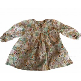 Andrea Dress - Patchwork Storries